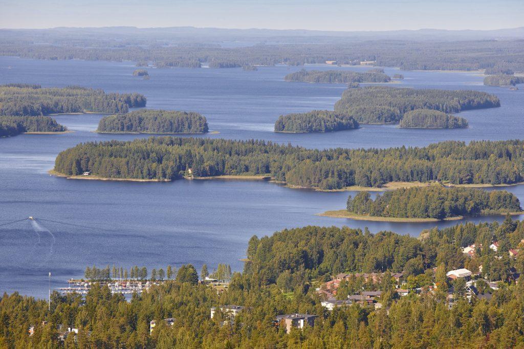 Suomen rannikkokaupungit